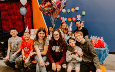 6 Reasons to Have Your Birthday Party With Us!